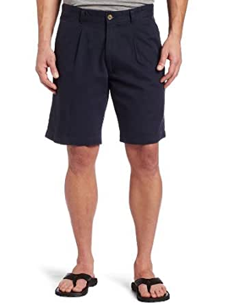 Dockers Men's Soft Khaki Shorts D3 Classic Fit Pleated at