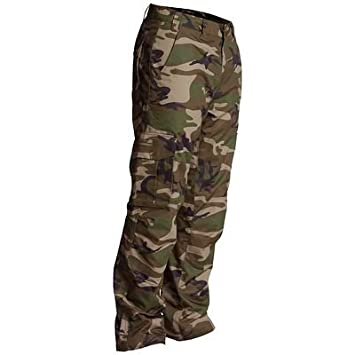32767594a1def Buy SOLOGNAC SIBIR 100 WARM MEN'S COLD WEATHER TROUSERS, WOODLAND (48)  Online at Low Prices in India - Amazon.in