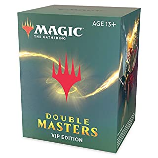 Magic The Gathering Double Masters VIP Edition | 33 Cards (23 Foils)