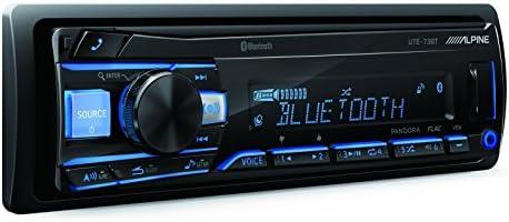 Alpine UTE 73BT Advanced Bluetooth Mech less product image