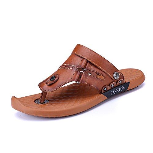 Brown Comfort Lässig Hausschuhe, Die Sandalen - Sandalen,Brown,Eu44