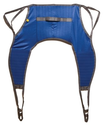 - Hoyer Compatible Padded Slings, Medium, 500 lbs. weight capacity (Best fit 99-210 lbs), 1EA