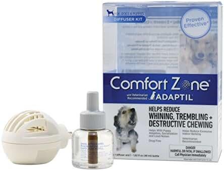 Comfort Zone Adaptil Diffuser Kit for Dog Calming