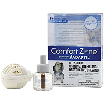 Comfort Zone Dog Diffuser Reviews