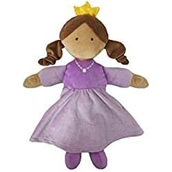 North American Bear Little Princess Fairytale Tan Doll by North American Bear