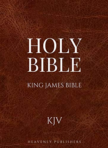 Bible: King James Version (Annotated) - Kindle edition by