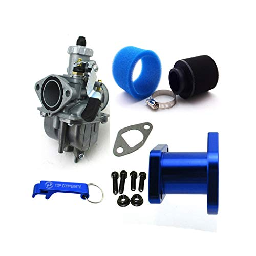 TC-Motor Racing Performance Carburetor Carb VM22-3847 Manifold Air Filter For Predator 212cc GX200 196cc Mini Bike Go Kart