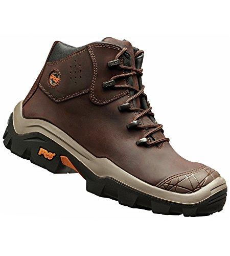 Chaussures de sécurité hautes cuir huilé pleine fleur SNYDERS S3 SRC