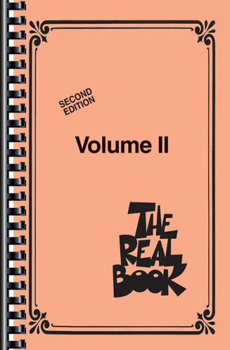 The Real Book - Volume II  - Mini Edition: C Edition (Real Books (Hal Leonard))