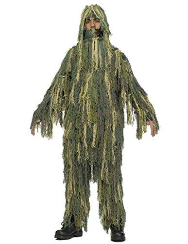 Child Ghillie Costume Suit Large (12-14) ()