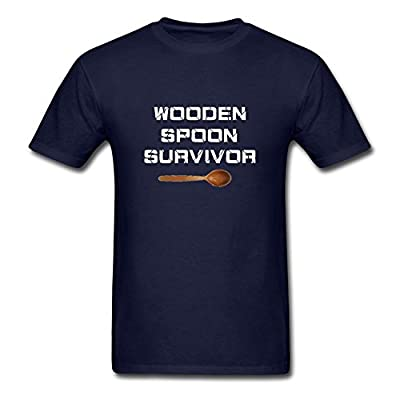 AW Fashion's Wooden Spoon Survivor Funny Childhood Premium Men's T-Shirt