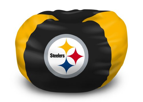 Northwest Pittsburgh Steelers Bean Bag Chair at Steeler Mania