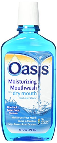Oasis Mouthwash 16 oz. 6 Pack by Oasis