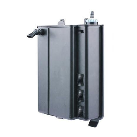 HN-102 – Filtro interno orgánico de 6 W 350 L/H con materia de filtro de acuario: Amazon.es: Hogar