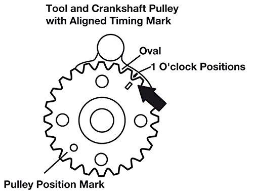 Spttools Diesel Engine Timing Crank Locking Tool Set For Vw Audi