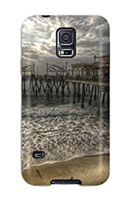 Durable Protector Case Cover With Locations Redondo Beach Hot Design For Galaxy S5