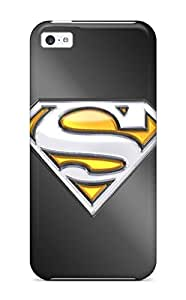 First-class Case Cover For Iphone 5c Dual Protection Cover Logo