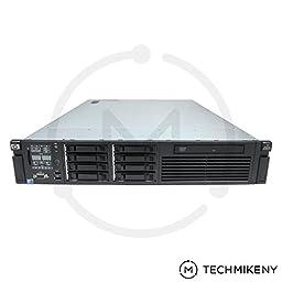HP ProLiant DL380 G7 2x 2.93Ghz X5570 Quad Core 128GB 8x 300GB 10K SAS (Certified Refurbished)