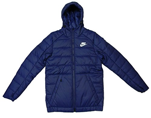 Nike kurtka NSW Syn Fill HD Jacket azul