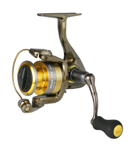 Okuma Fishing Tackle DE-25 Dead Eye Walleye Specific Spinning Reel