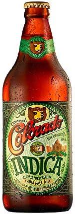 Cerveja Artesanal Colorado, Indica Ipa, 600ml 1 un
