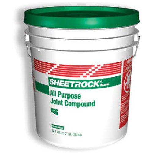 (U S GYPSUM 380501-048 380501 Mix Joint Compound, 5 Gallon)