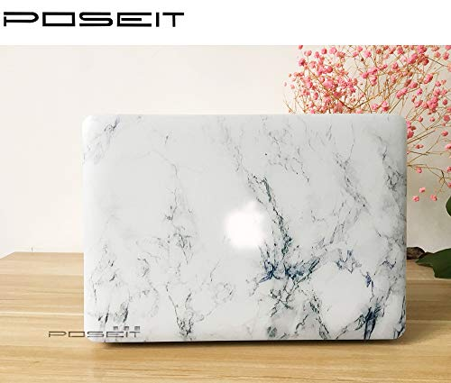 - for 2018 New Apple MacBook Air 13 A1932 Hard Case, Tablet Shell Pouch Color Printing Hard Case Shell+Rubberized Keyboard Cover for MacBook Air 13