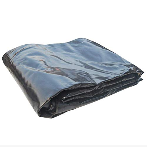 (ATR Rain Cover, Cover for PVC Tarpaulin for Intensive use, 500G / M², Various Sizes GAOFENG (Color: Black, Size: 2x2M))