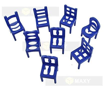 Stuhl auf Stuhl Familienspiel Stühle Stapeln Geschicklichkeit  6720