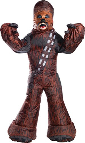 Rubie's Star Wars Adult Chewbacca Inflatable Costume, One Size -
