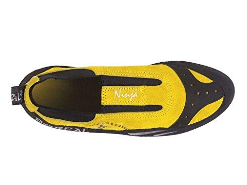 Pies de Gato Boreal Ninja amarillo