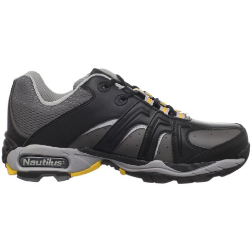 Nautilus 1333 ESD No Exposed Metal Safety Toe Athletic Shoe Black/Grey 100% original discount deals cheap best seller discount get authentic 0R7asUxLG