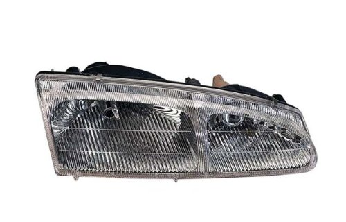 (Ford Thunderbird/Mercury Cougar Replacement Headlight Assembly - 1-Pair)