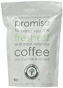 Coffee Bean Direct Decaf Flavored Whole Bean Coffee, 16 Ounce (Pack of 3)