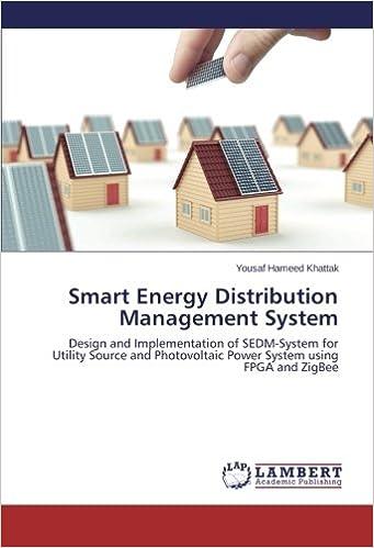 Smart Energy Distribution Management System: Design and