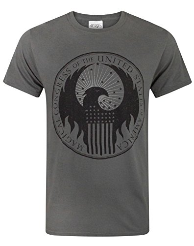 Fantastic Beasts And Where To Find Them MACUSA Symbol Men's T-Shirt