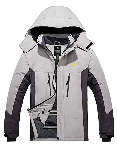 Wantdo Hooded Waterproof Windproof Quilted product image