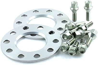 H/&R TuningHeads 0219853.DK.1014580.PANDA-TYP-169 Spurverbreiterung 10 mm//Achse 10 mm//Achse Radschrauben