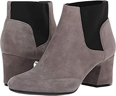 Naturalizer Women's Danica Modern Grey Suede 10 W US W (C)