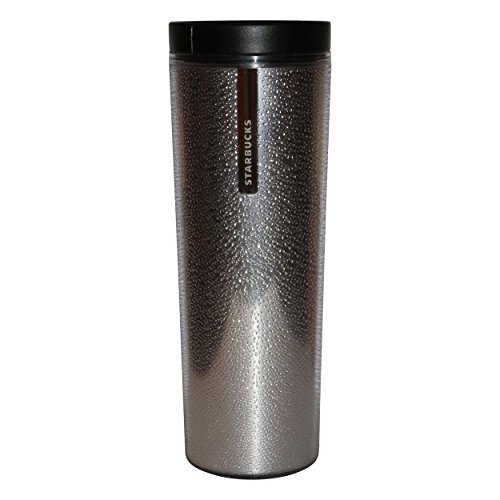 Starbucks Acrylic Beaded Tumbler - Silver, 473 ml/16 fl oz