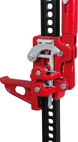 Torin Big Red 60'' Ratcheting Off Road/Utility Farm Jack, 3 Ton Capacity by Torin (Image #10)