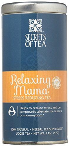 Relaxing Mama Stress Reducing Tea