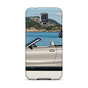 New Bmw 1 Series Convertible Side View Tpu Cases Covers, Anti-scratch IpD8873dQcr Phone Cases For Galaxy S5