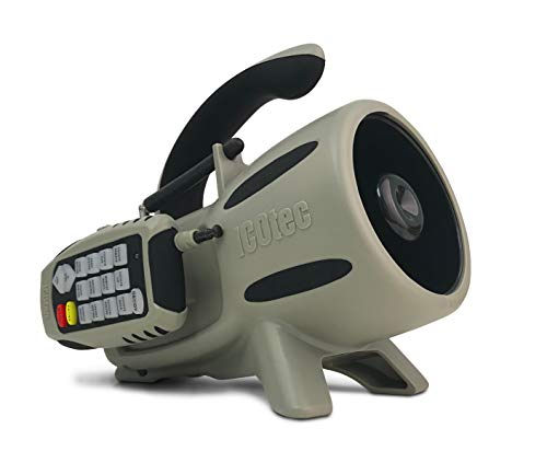ICOtec GEN2 GC300 Electronic Game Call - 12 Professional Sounds from Icotec
