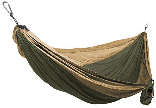 grand-trunk-single-parachute-nylon-hammock-with-carabiners-olive-khaki