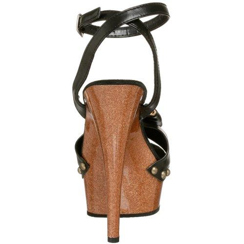 Tan Naisten Sandaali 642w Iloksi Black Miellyttäjä Sqn4wfxfC