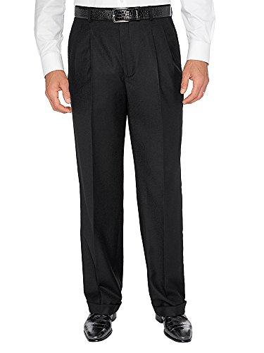 Double Pleated Dress Pants - 4