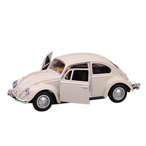 車 モデル おもちゃ モデルカー ミニカー ビートルズカー プリペイントモデルシリーズ 塗装済みプラモデル 子供プレゼント 贈り物 完成品 Ecotrump