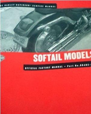 2002 Harley Davidson Softail Models Service Manual ()
