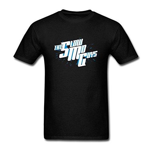 Kingdiny Men 39 S The Slow Mo Guys Logo T Shirt